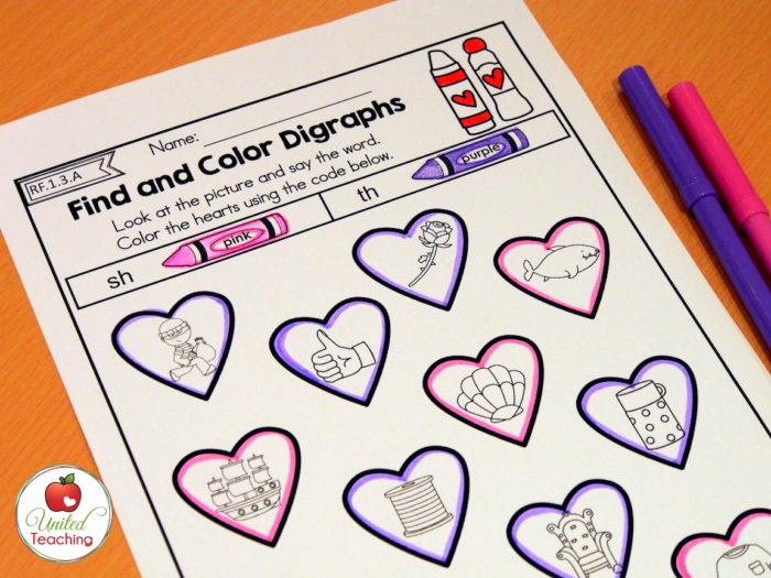 Valentine Color Digraphs