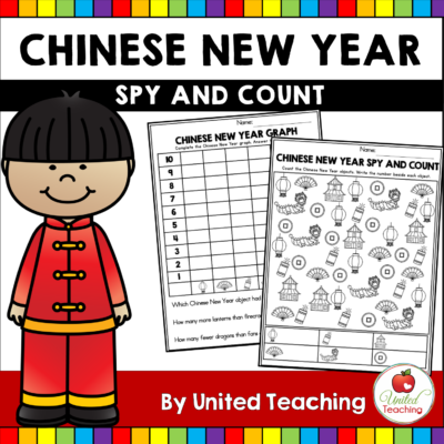 Chinese New Year Spy and Count