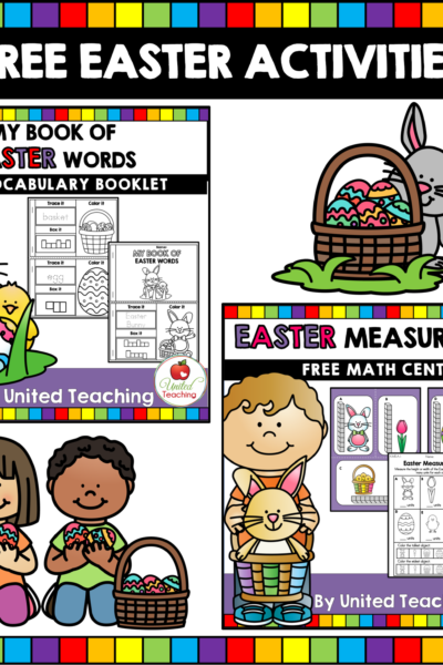 Free Easter Activities