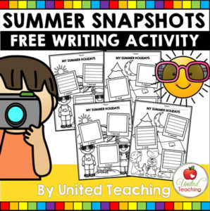 Summer Snapshots Exclusive Subscriber Freebie