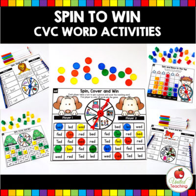 Spin to Win CVC Games