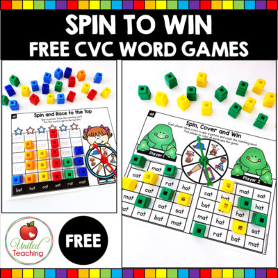 Free Spin to Win CVC Games