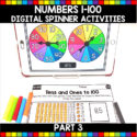 Math Activities with Digital Spinners Part 3
