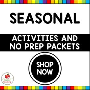 Seasonal Packets