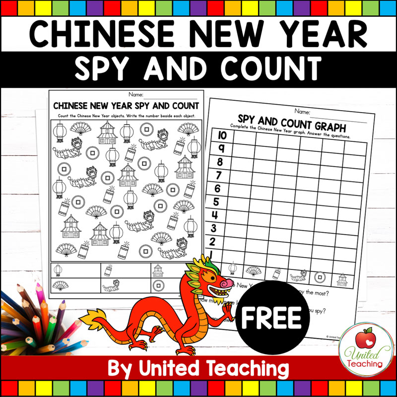 Chinese New Year Activity (FREE)