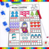 Winter Counting to 10 Activity