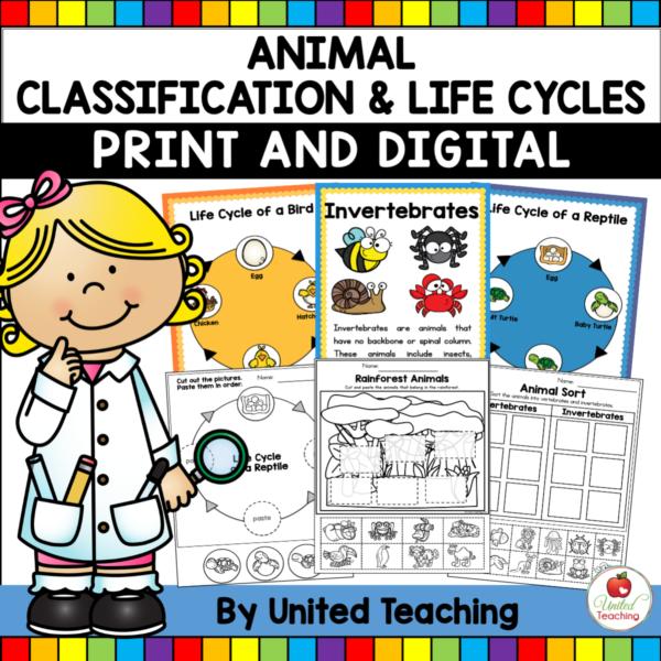 animal-classification-activities