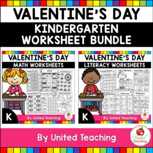 Valentine's Day Activities for Kindergarten
