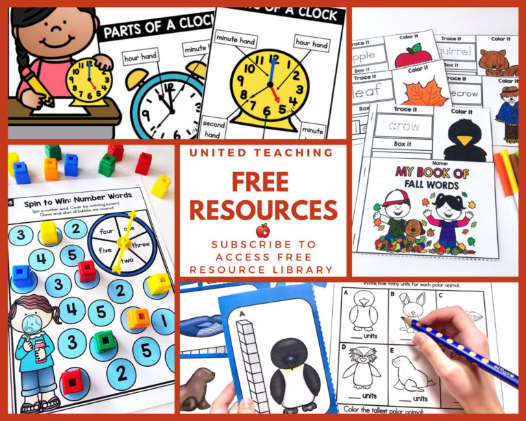 Subscribe to United Teaching Resource Library