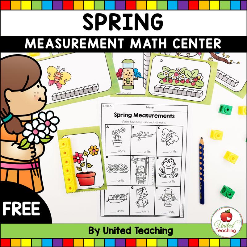 Spring Measurement Math Center