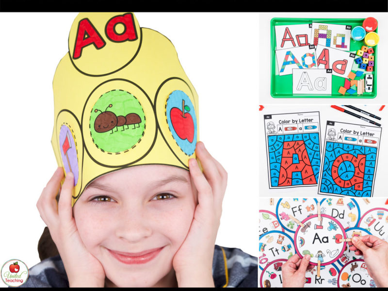 Alphabet Adventures: How to Teach the Alphabet