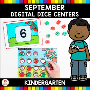 September Digital Dice Centers